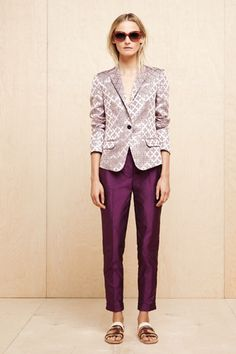 New suiting at Elizabeth & James.