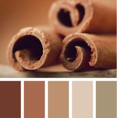 color palette | purple, tan, gold, black | colorfulcravings.com ...