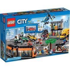 LEGO City Town City Square, 60097 - Walmart.com