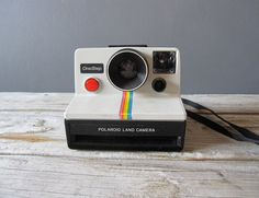 Polaroid Land Camera Love this camera! I wish the new Polaroid film was more affordable
