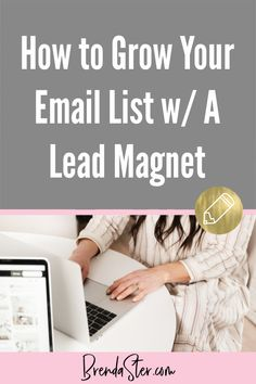 Email marketing for direct sales is the best organic strategy you can build into your business plans. Here is everything you need to know about lead magnets to use to grow your email list. Don't forget to repin this for later!! Direct Sales // Direct Sales Email Marketing // Lead Magnet Tips // Lead Magnet Ideas