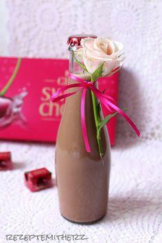 Rezepte mit Herz   ♥: Sweet Cherry Likör - eine neue Variante von Mon Ch...