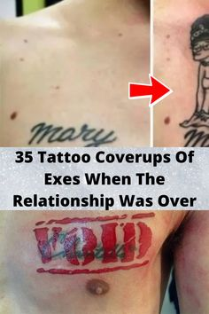 35 over-the-top tattoo coverups when things went south with their exes Top Tattoos, Cover Up Tattoos, Stages Of Love, Funny Jokes, Hilarious Stuff, How To Get Followers, Bridal Makeup Looks, Mary Elizabeth Winstead, Easy Food To Make