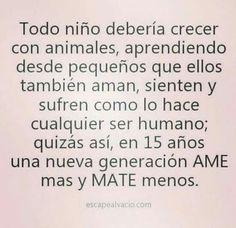 #Amor por los #Animales                                                                                                                                                                                 Más
