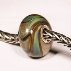 Lampwork by Anne Meiborg  handmade Glassbead  fits by AnneMeiborg