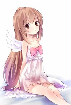 Taiga - Toradora   I want a dress just like this ^_^