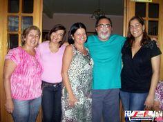 Anchieta Patriota recebe amigos na sua residência em carnaíba - PE   S1 Noticias