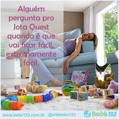 Quem mais quer saber? ;-)  www.bebe123.com.br #Maternidade #vidademãe #bomdia #pais #gravidez #mãe