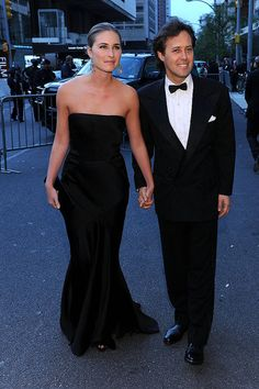 Ralph Lauren's son and daughter-in-law David & Lauren Lauren