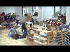 Montessori class at work / Монтессори класс за работой - YouTube