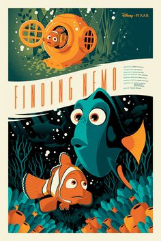 Finding Nemo - Tom Whalen ----