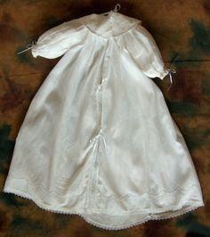 Sophia Christening dress back.