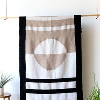 The Pismo // Handwoven Blanket Accent Pieces, Textile Design, Hand Weaving, Textiles, Traditional, Blanket, Cool Stuff, Fabric, Color