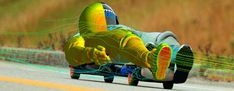 From 3D scanning to aerodynamics optimization: when Creaform mixes with extreme sports   Creaform