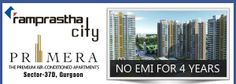 Ramprastha Primera in Sector 37D, Gurgaon
