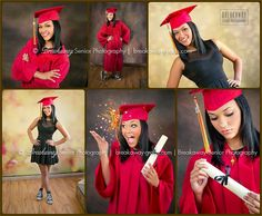 Cap And Gown Picture Ideas, fun ideas! Girl Graduation Pictures, Graduation Picture Poses, College Graduation Photos, Graduation Portraits, Graduation Photoshoot, Grad Pics, Graduation Pose, Grad Pictures, Graduation Ideas