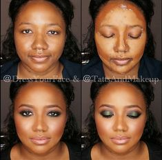 Contouring for black women