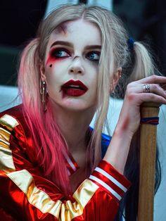 Katya kosova :Harley Quinn