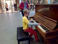 Listen to this young musical genius! You will be mesmerized! This 8-year-old prodigy without any formal training has skills that will blow you away