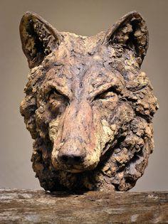 Simon Griffith - Wolf Head