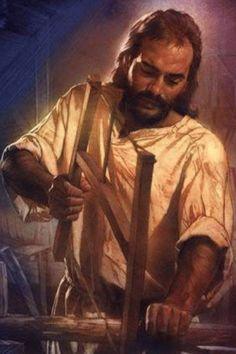 Jesus the carpenter from Nazareth