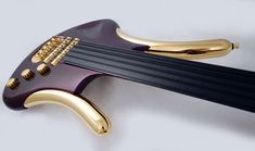 The Gus Guitars G3 is an awesome bass with futuristic aesthetic. First introduced as a 4-string model in 1996, the G3 follows the company's G1 guitar and is constructed using a special carbon fiber over cedar technique for the body with chrome plated aluminum tube for the horns. While the features are extraordinary, they're far...