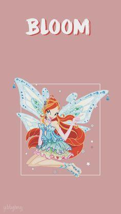 Disney Phone Wallpaper, Cartoon Wallpaper, Iphone Wallpaper, Bloom Winx Club, Winx Magic, Arte Indie, Les Winx, Classic Cartoon Characters, Vintage Cartoon