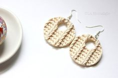 knit jewelry - Google Search