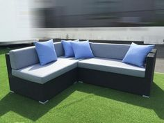 Angeles Sectional Outdoor Furniture, Outdoor Decor, Cushions, Sofa, Patio, Angeles, Home Decor, Chair, Throw Pillows