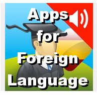Apps for Foreign Language