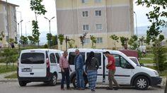 Ankara'nın Sincan ilçesinde Oto Hırsızı Akrabasının Evinde Yakalandı