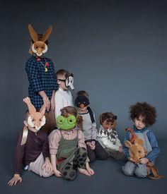 cheer up mouse DIY masks