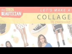 In this video I will show you how I create my collages for shopping/fashion posts. Grab Photoshop and follow along! Hopefully you'll learn some new tricks. G...