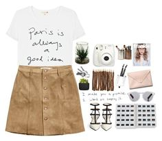 """living the dream."" by directioner2307lt ❤ liked on Polyvore featuring Sundry, H&M, Illesteva, HarLex, Normann Copenhagen and polyvoreeditorial"