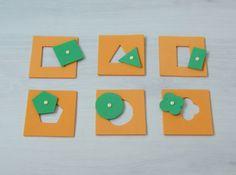 """Resaques """"no"""" Metálicos DIY (plantilla imprimible) - DIY """"non"""" Metal Insets (printable layout) • Montessori en Casa"""