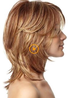 25 superlative medium layered hairstyles – All About Hairstyles Medium Length Hair With Layers, Medium Layered Hair, Medium Hair Cuts, Short Hair Cuts, Medium Hair Styles, Short Hair Styles, Medium Shag Haircuts, Short Shag Hairstyles, Braided Hairstyles