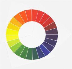 Olafur Eliasson • The double constant colour circle / The constant colour circle / The triple constant colour circle • The colour circle ser...