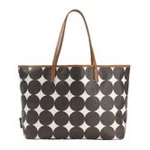 Found it at Wayfair - Chocolate Dots Madison Diaper Bag