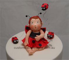Ladybug+Toddler
