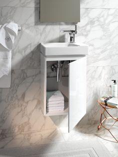 Plan de toilette xeno par allia salle de bains - Fiora salle de bain ...