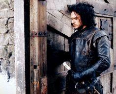Kit as Jon Snow