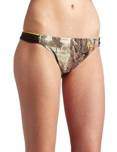 Realtree Women's Adjustable Side Hipster Pant