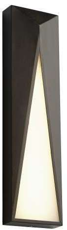 Oxygen Lighting Elif Outdoor Wall Sconce