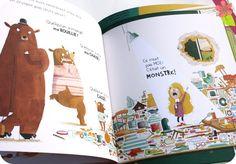 Glouton le croqueur de livres De Emma Yarlett Publié en 2016 par les éditions Gründ