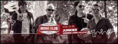 Junkies, AWS, Fullstop - Barba Negra Music Club (2016.10.08.)
