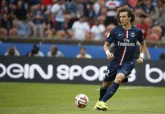 I wouldn't have been happy at Barcelona,says Paris Saint-Germain defender David Luiz