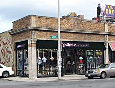 Buffalo Exchange in Allston! Go check it out!