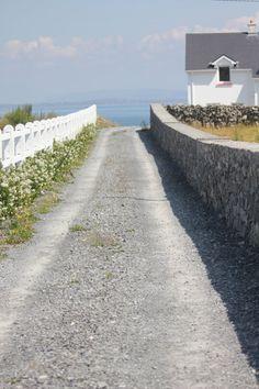 Aran Islands Ireland Path to Water