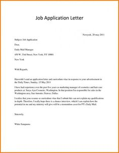 Impressive Best Internship Cover Letter yeter Wpart Of Simple Employment Cover Letter Template: 23 Belief 2020 Application Letter For Employment, Job Application Letter Format, Employment Cover Letter, Application Letter For Teacher, Cover Letter Template, Letter Templates, Cv Template, Resume Cover Letter Examples, Cover Letter For Resume