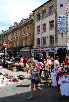 Brick Lane #london #shopping #accorcityguide The nearest Accor hotel : Ibis budget London Whitechapel